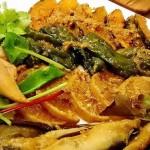 夏野菜の味噌マリネ
